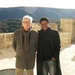Pierre Cardin e Renato Rodyner