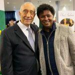 Marcelo Rebelo de Souza (Presidente de Portugal) e Renato Rodyner