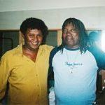Renato Rodyner e Milton Nascimento
