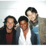Rodrigo Santoro, Renato Rodyner e Marcelo Serrano