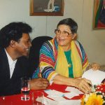 Renato Rodyner e Zelia Gattai