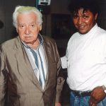 Jorge Amado e Renato Rodyner