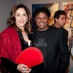 Christiane Torloni e Renato Rodyner